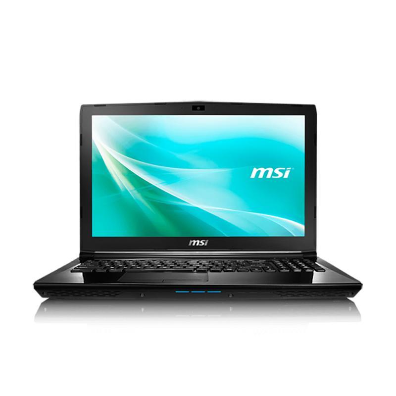 MSI 微星 CX62 7QL-023TW 4G 128G+1T 黑 15.6吋 筆記型電腦