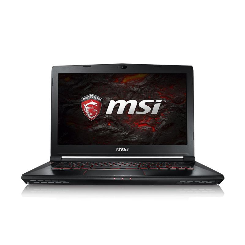 MSI 微星GS43VR 6RE-023TW 16G 256G 1TB 黑 14吋 電競筆電