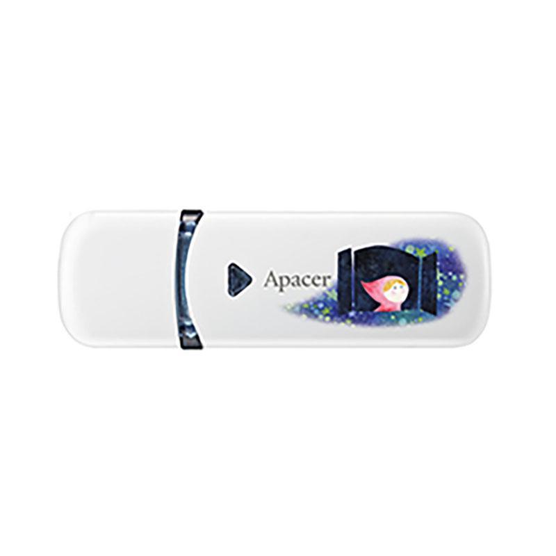 Apacer 宇瞻 AH333 克里斯多聯名款隨身碟 USB 2.0 16GB
