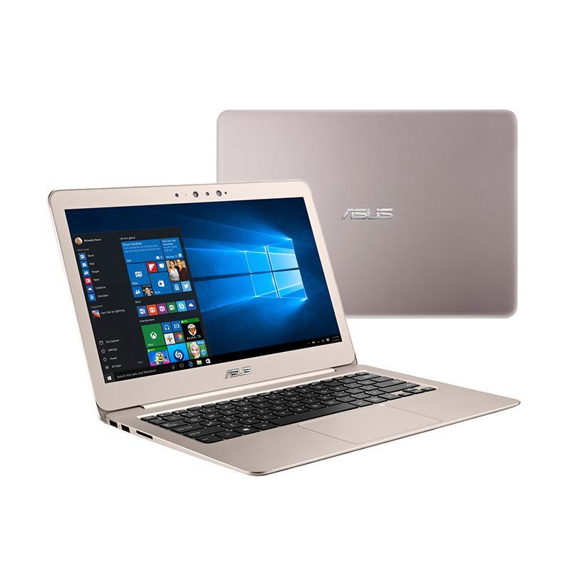 ASUS ZenBook UX305CA-0061C6Y30 粉金 13.3吋 筆記型電腦