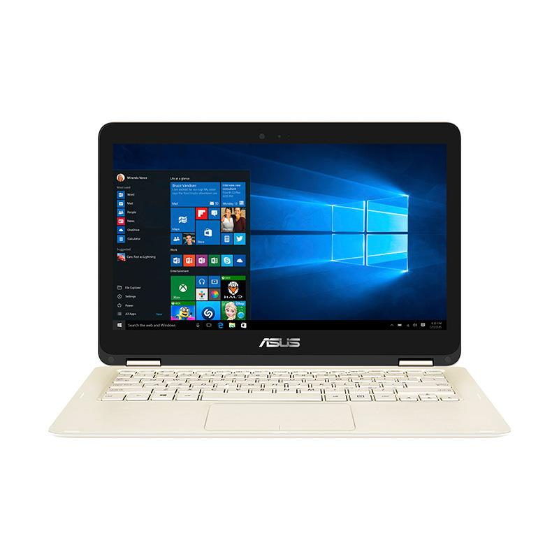 ASUS UX360CA-0051A6Y30 4G 256G SSD 冰柱金 13.3吋 筆記型電腦