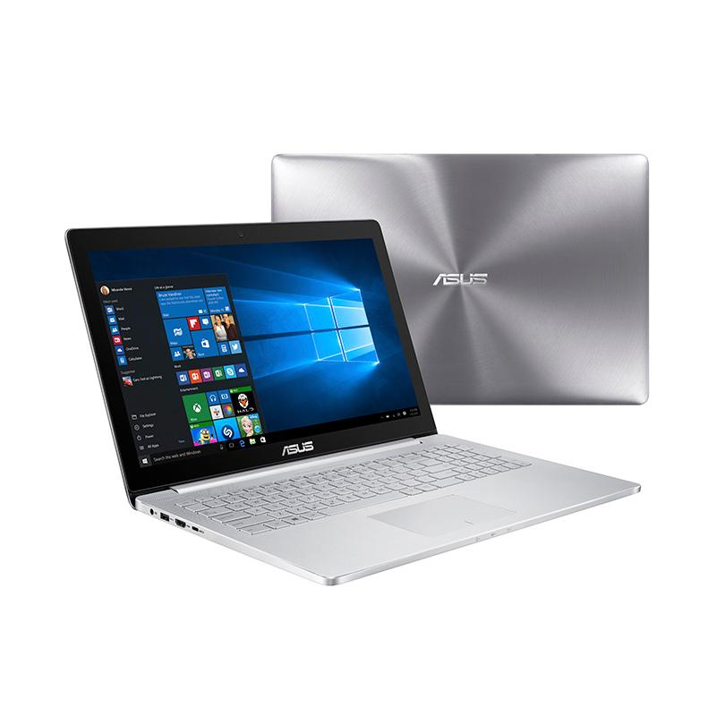 ASUS UX501VW-0052A6700HQ 16G 256G SSD 銀 15.6吋 筆記型電腦