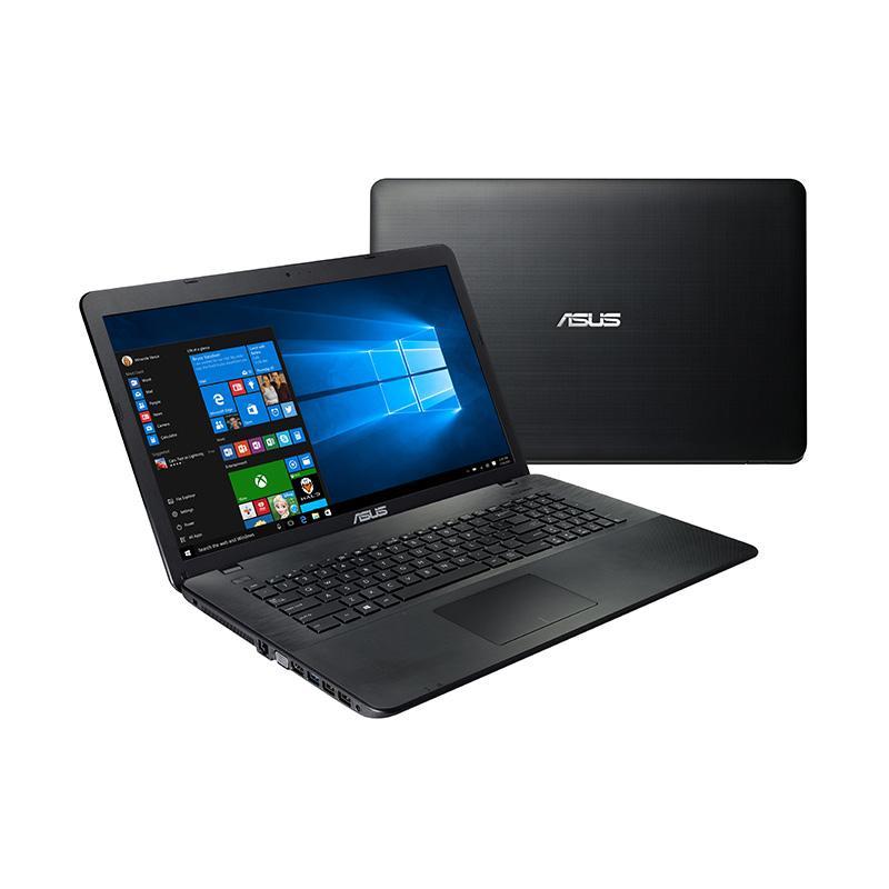 ASUS X751SV-0021AN3710 4G 500G 黑 17.3吋 筆記型電腦