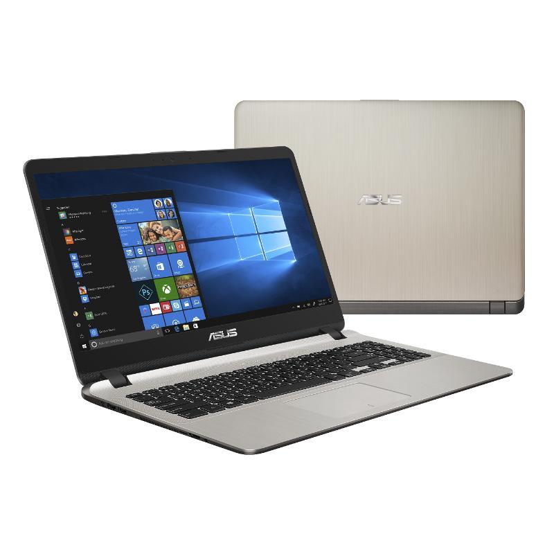 ASUS X507UB(i5-7200U) 8G 128G+1T 金 15.6吋FHD_X507UB-0161C7200U