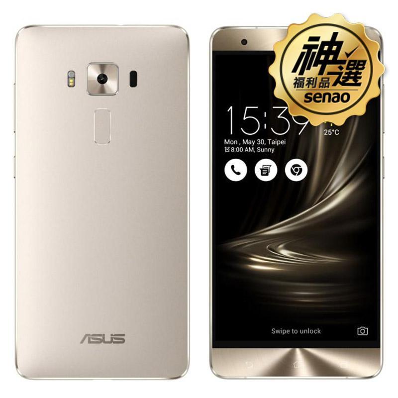 ASUS Zenfone 3 Deluxe (ZS570KL) 6G/64G 冰河銀【神選福利品】