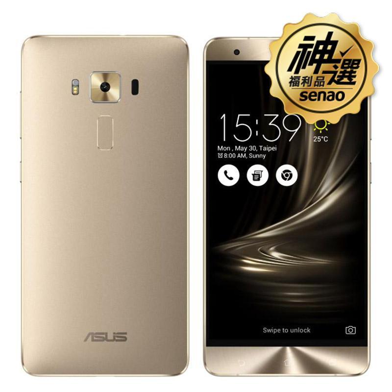ASUS Zenfone 3 Deluxe (ZS570KL) 6G/64G 閃耀金【神選福利品】