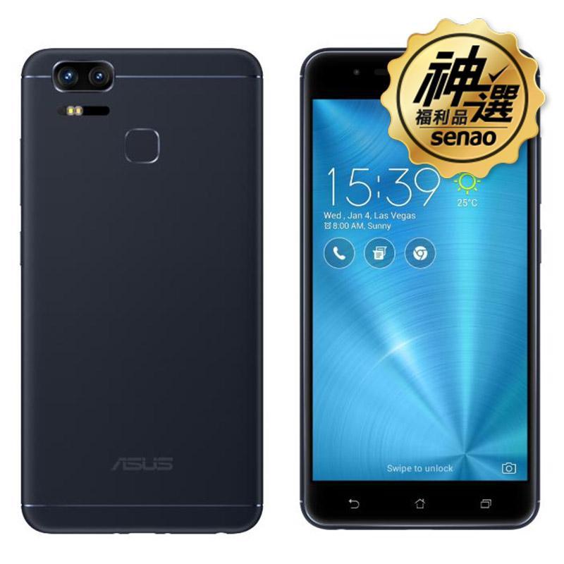 ASUS ZenFone 3 Zoom (ZE553KL) 4G/64G 深海藍【神選福利品】