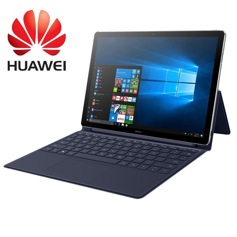 Huawei Matebook E(i5-7Y54) 8G 256G 銀 12吋FHD_Bell-W19B