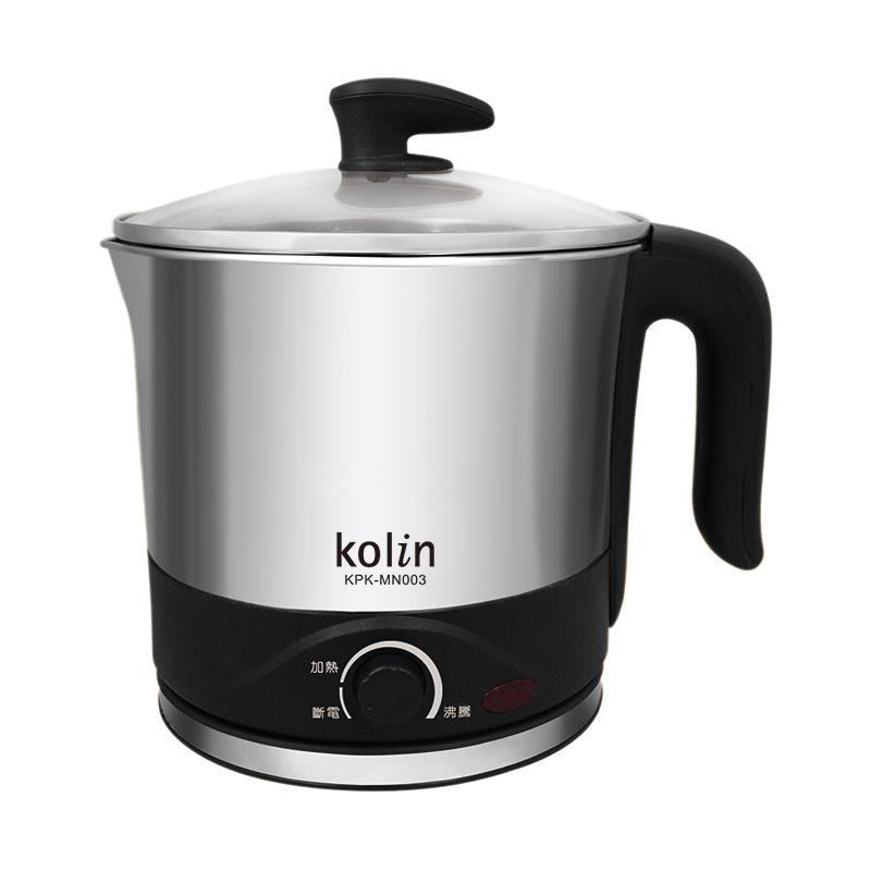 Kolin 歌林 多功能不鏽鋼單柄美食鍋 KPK-MN003