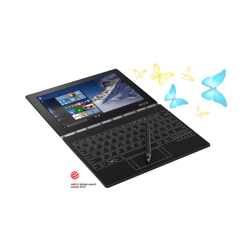 【暢銷熱賣】Lenovo Yoga book Z8550 4G 64G 碳黑 10.1吋 超薄機身
