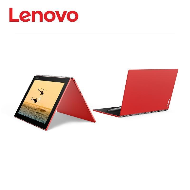 【新機上市】Lenovo New Yoga book(Z8550) 4G/128G 10.1吋 win10Pro ZA150325TW 紅