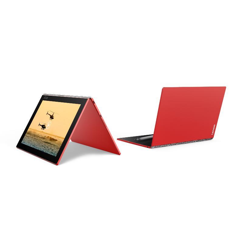 【拆封福利品】Lenovo Yoga book(Z8550) 4G 128G 紅 10.1吋FHD_ZA150325TW