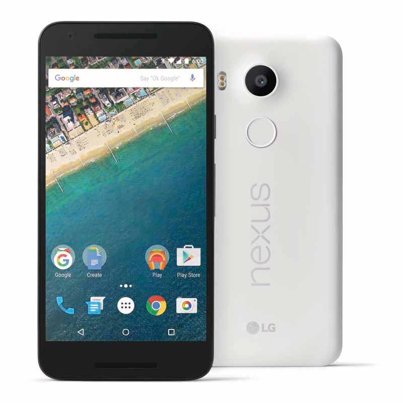 LG Nexus 5X(H791) 白