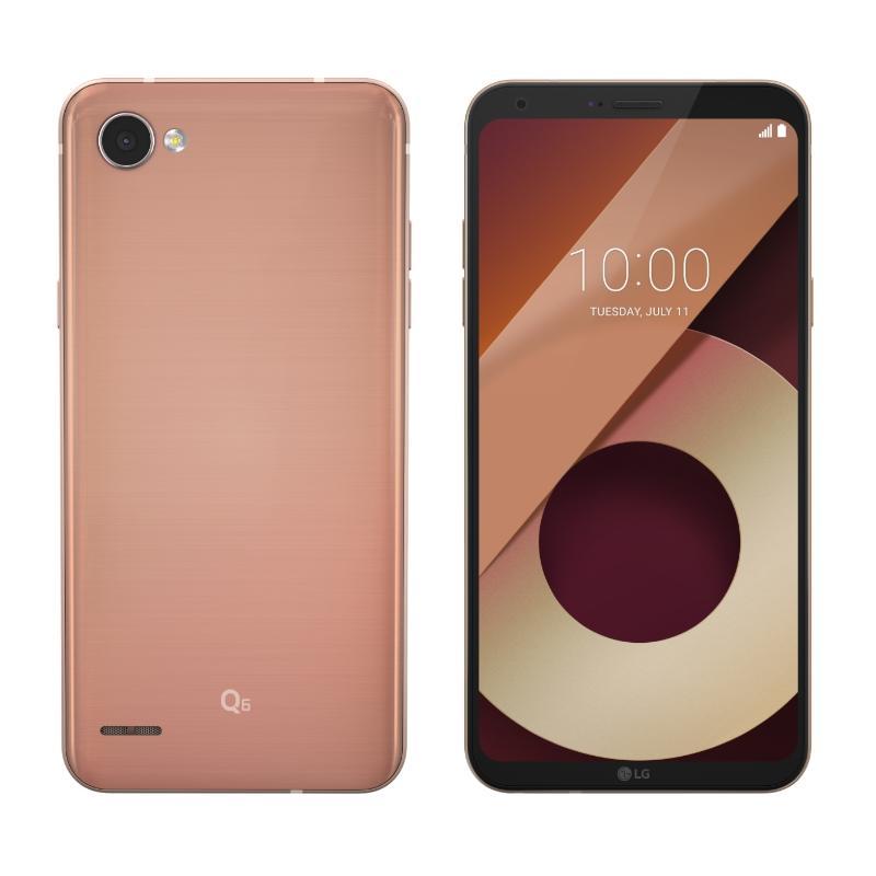 LG Q6 (M700DSN) 金【贈五好禮】