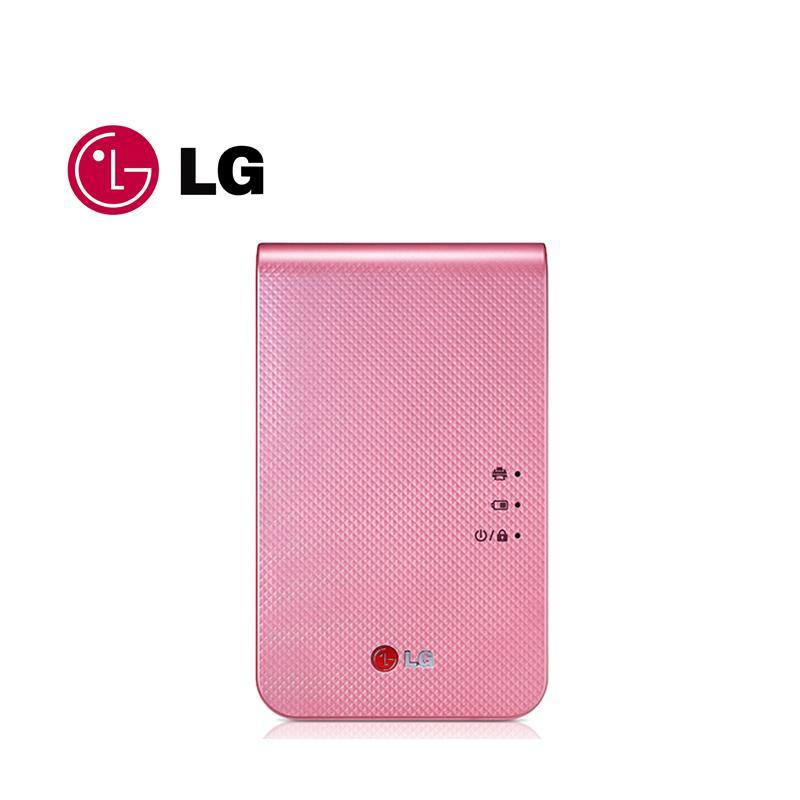 LG Pocket photo 三代 PD239 粉 (精裝版)