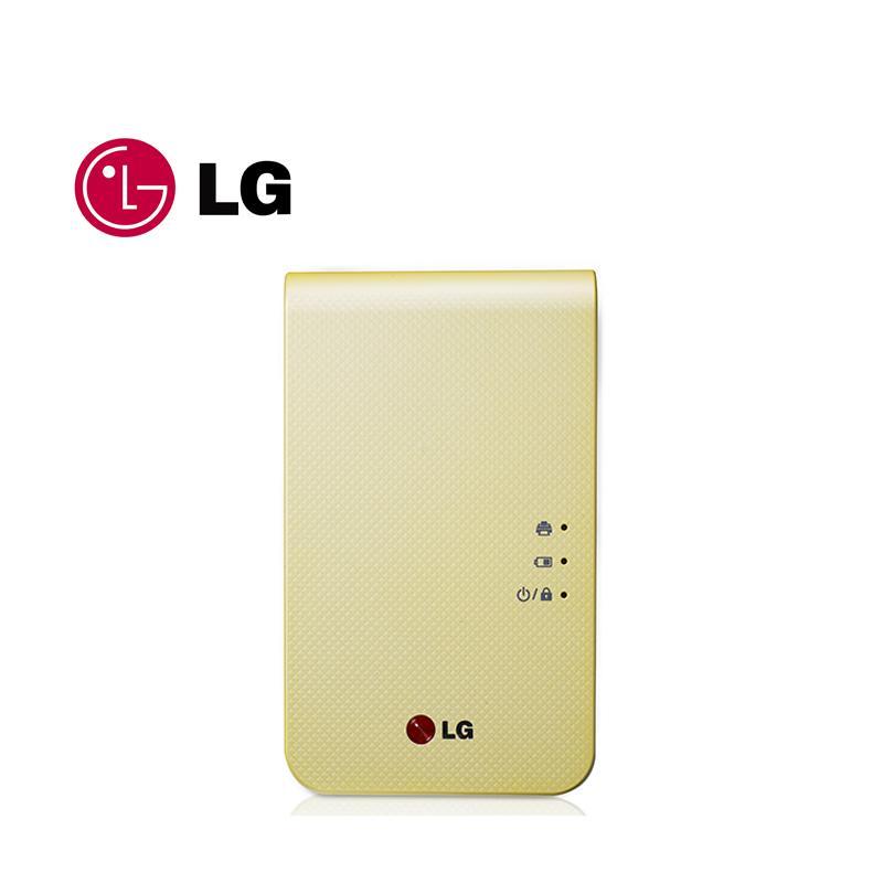 LG Pocket photo 三代 PD239 香檳金 (精裝版)