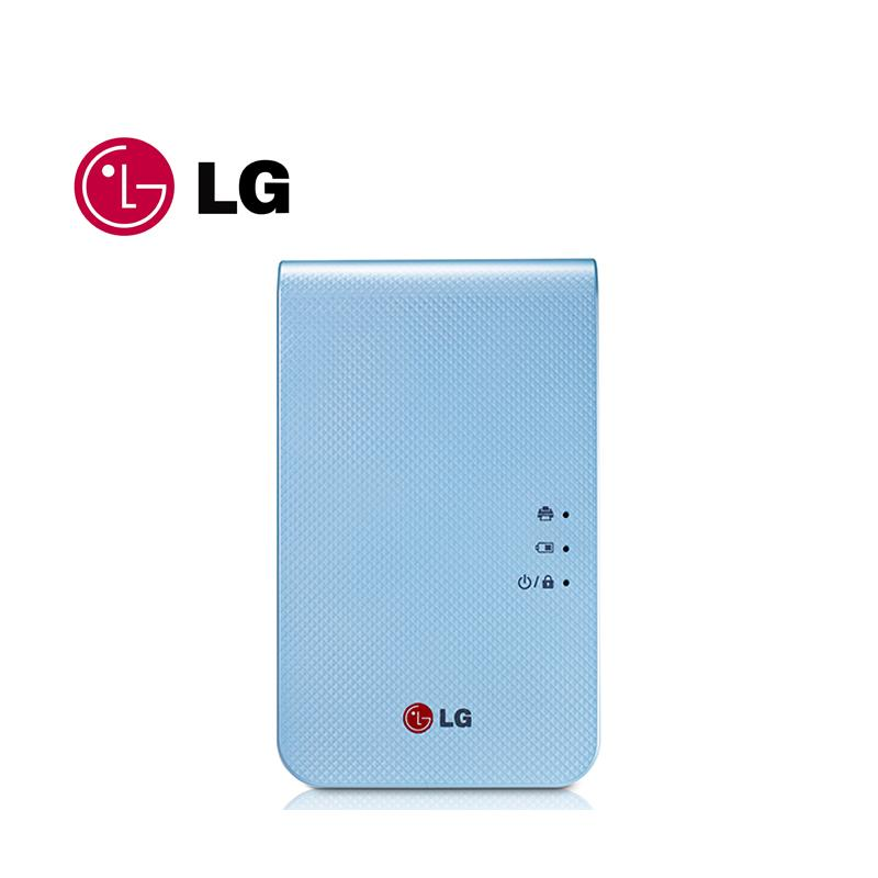 LG Pocket photo 三代 PD239 藍 (精裝版)