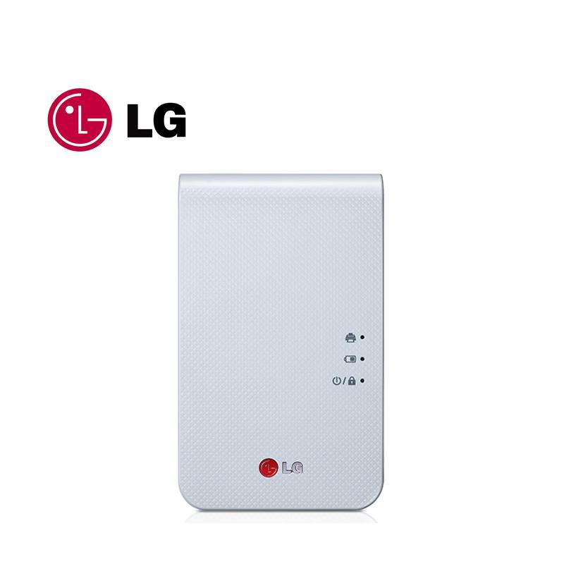 LG Pocket photo 三代 PD239 白 (精裝版)