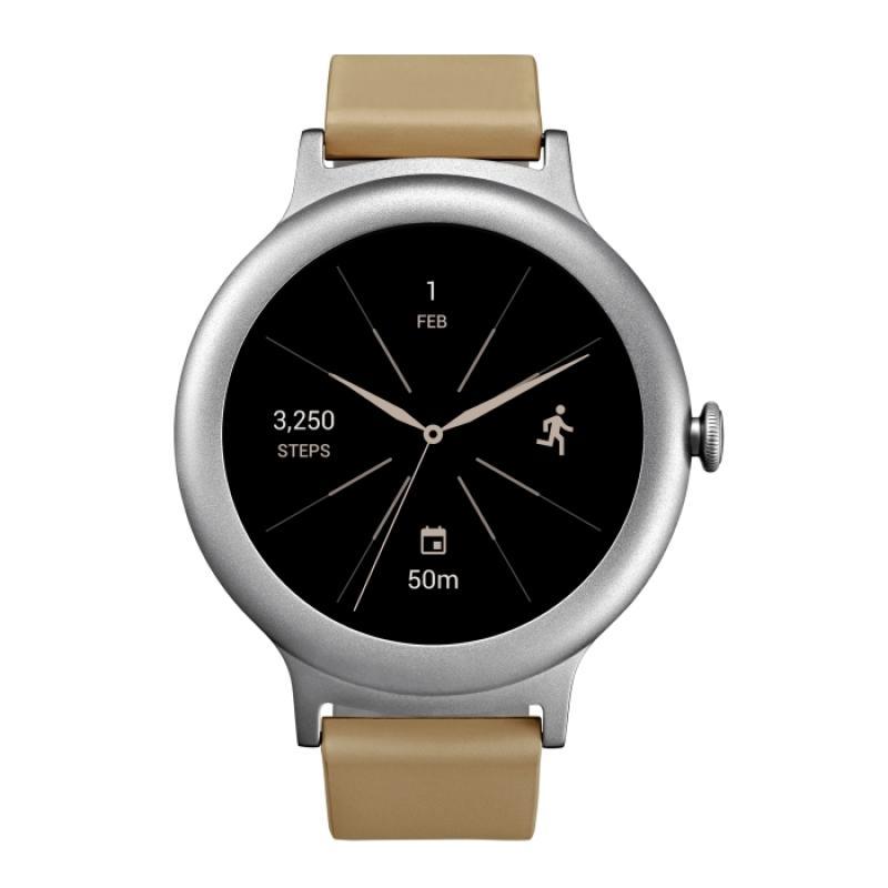 LG W270 智慧手錶 銀灰