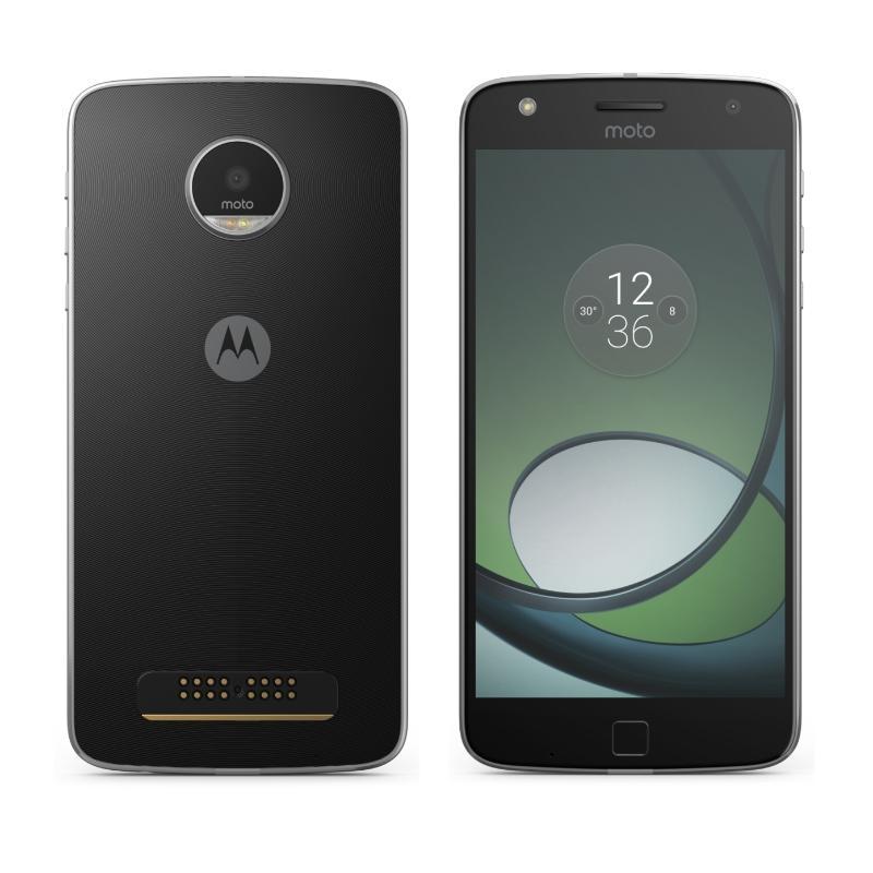 Moto Z Play (快充組) 黑