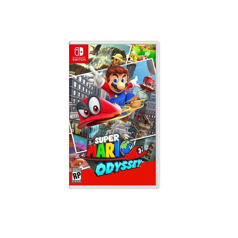 【預購】Nintendo Switch 超級瑪利歐 奧德賽 中文版