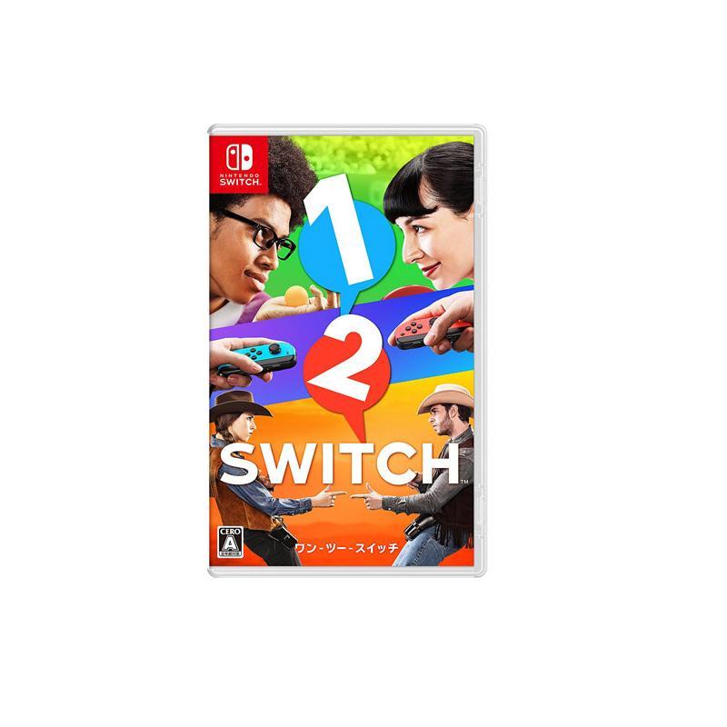 【預購】Nintendo Switch 1-2-Switch