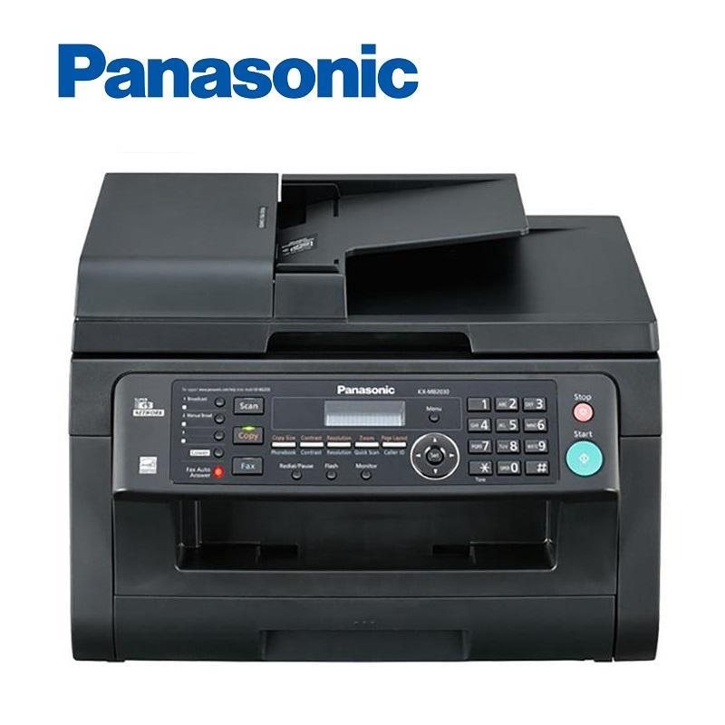 Panasonic KX-MB2030 網路多功能雷射複合機 黑