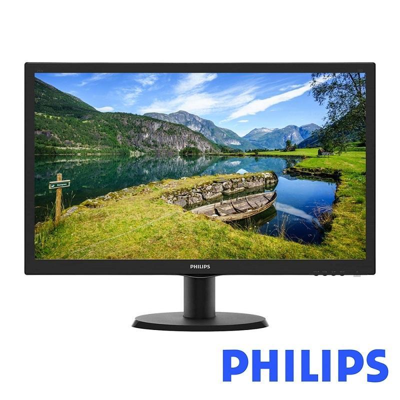PHILIPS 24型 MVA廣視角液晶螢幕_243V5QSBA