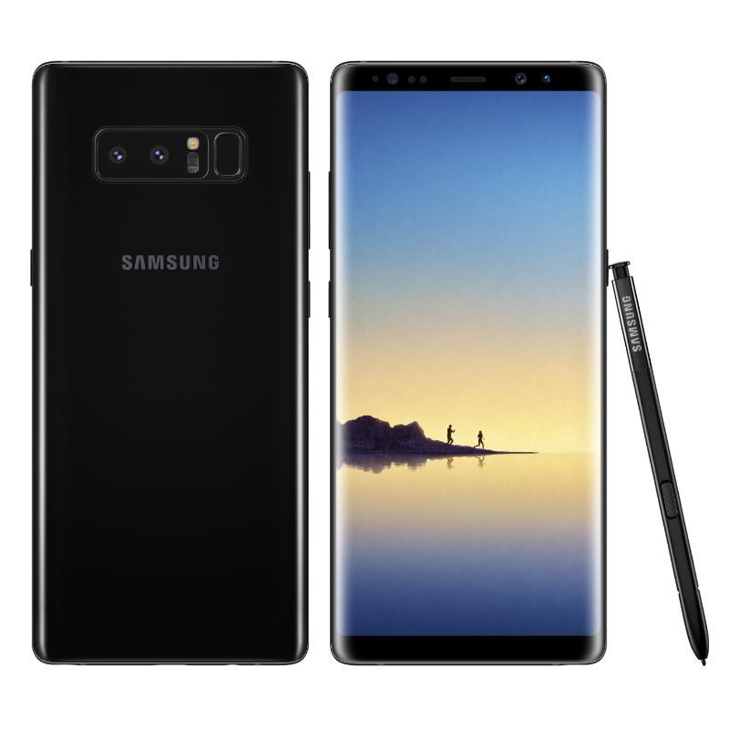 SAMSUNG Galaxy Note8 64G 黑