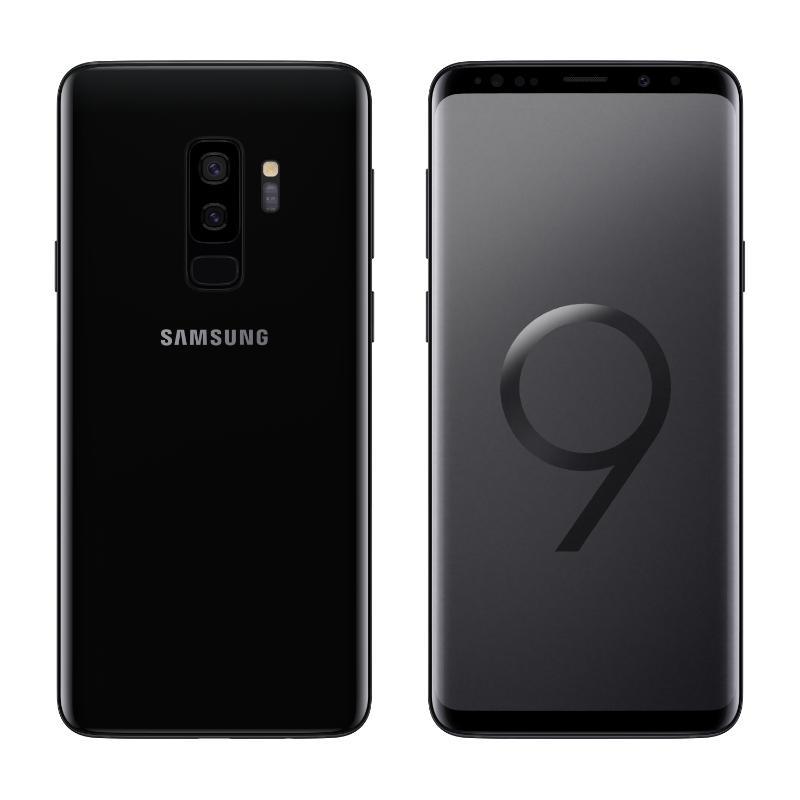 SAMSUNG Galaxy S9+ 128G SM-G965 黑【拆封新品 現省$3900】