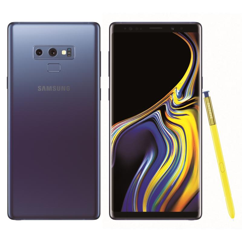 SAMSUNG Galaxy Note9 128G SM-N960【新機享好禮】