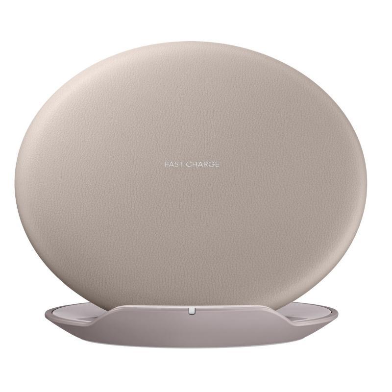 Samsung 原廠折疊式無線閃充充電座 褐色