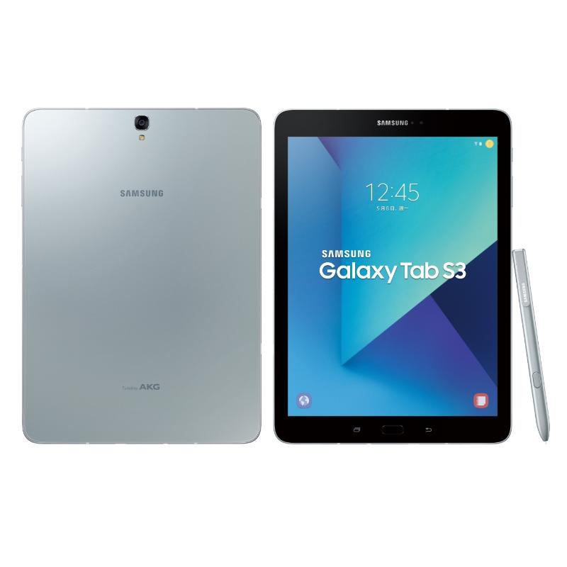 Samsung Galaxy Tab S3 WiFi (T820) 銀【拆封新品 現省$2000】
