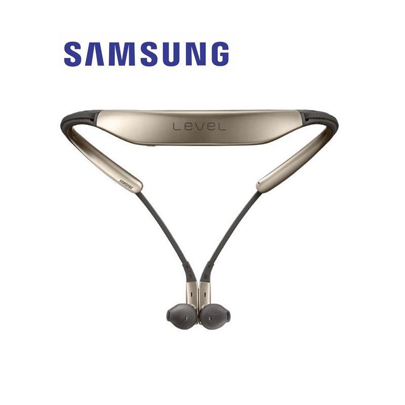 Samsung Level U 掛頸式藍芽耳機 金