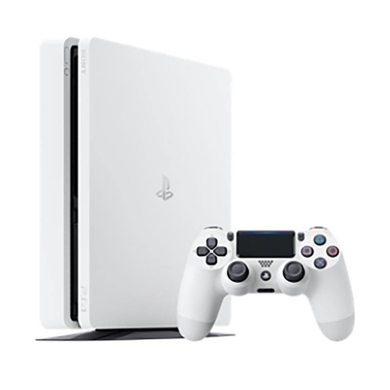 SONY PS4 500GB 冰河白 (CUH-2017AB02) 不含直立架