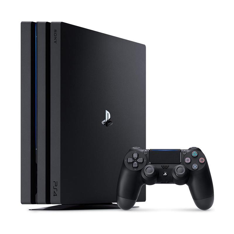 SONY PS4 Pro 1TB 黑 (CUH-7017BB01) 不含直立架