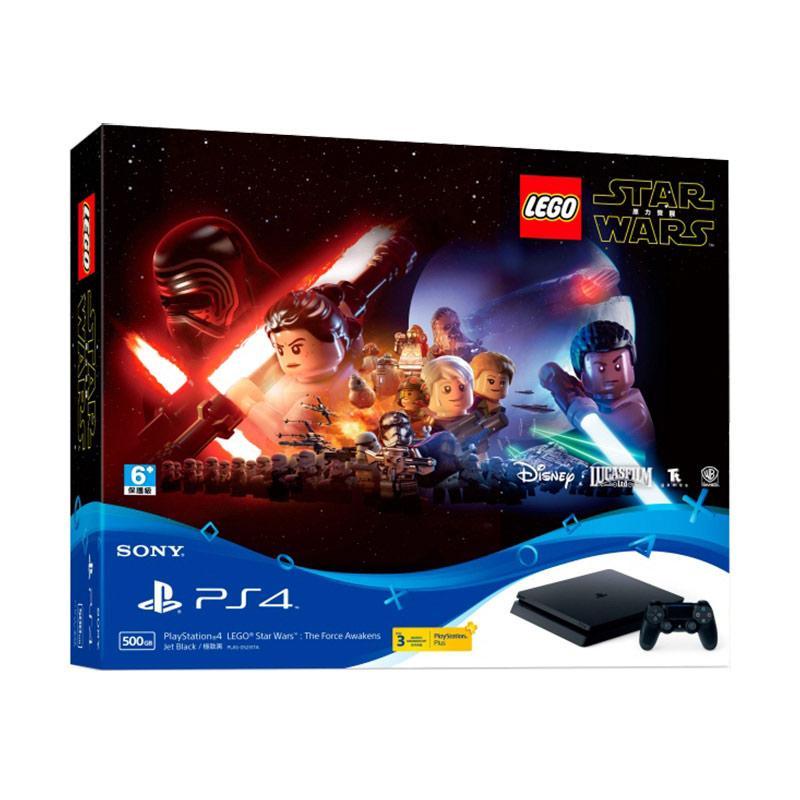 SONY PS4 500GB 樂高星際大戰:原力覺醒同捆組