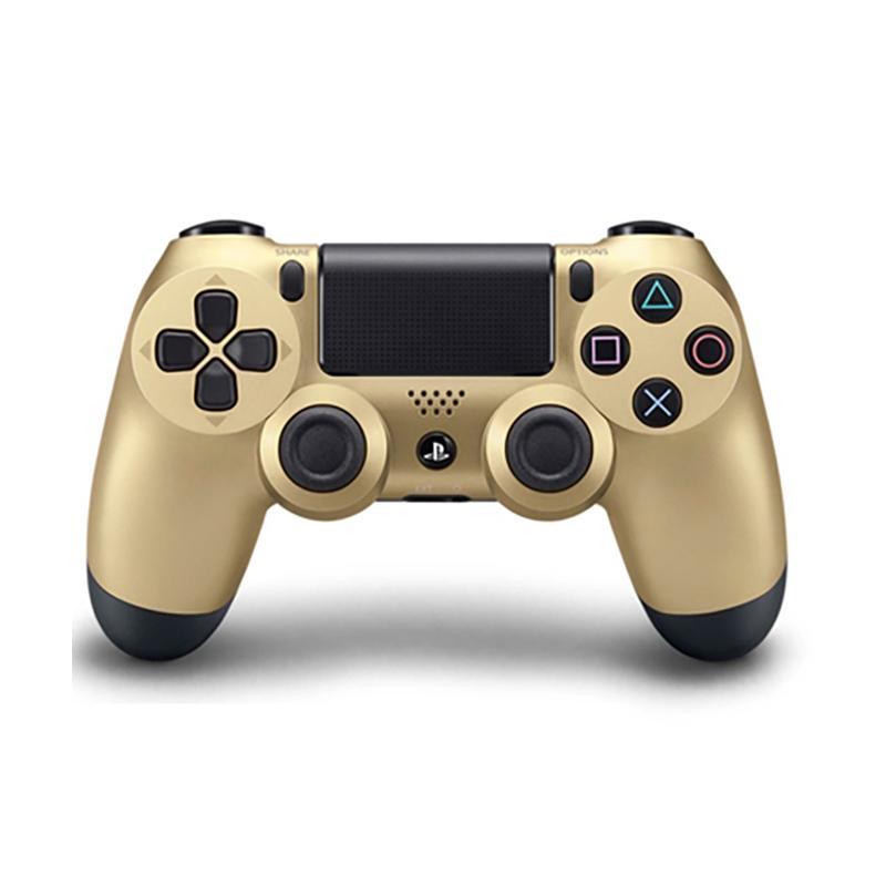 PS4 DUALSHOCK4 無線控制器 金