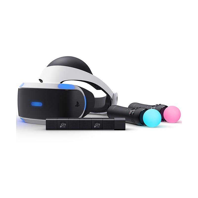 Sony PlayStation VR 豪華全配包