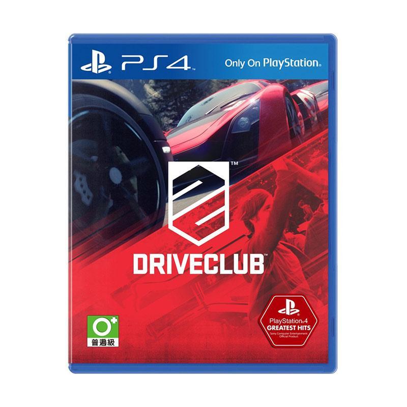 PS4 駕駛俱樂部 中文版