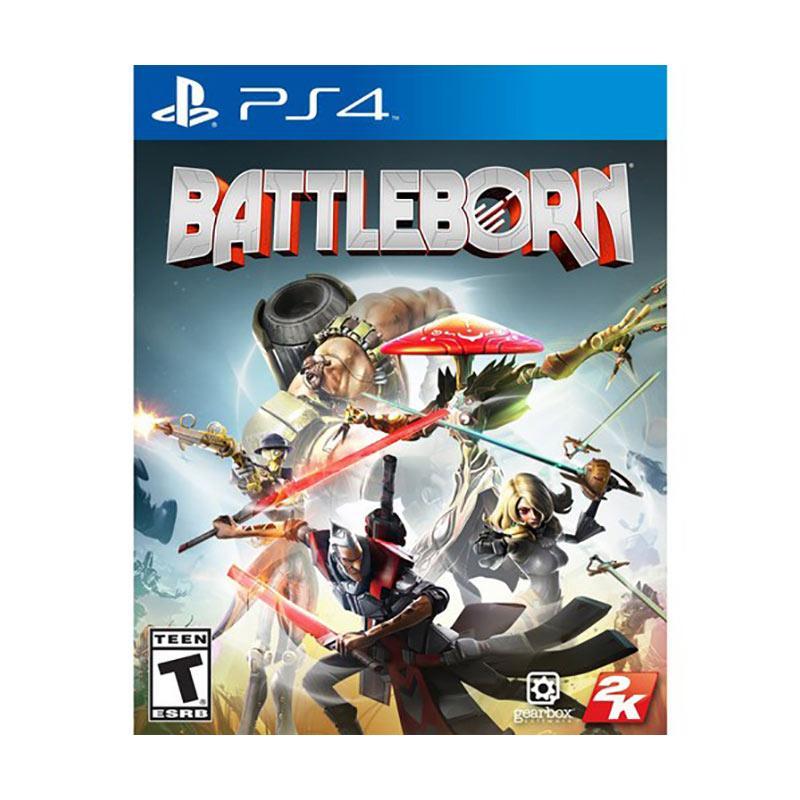 PS4 為戰而生 中英文版