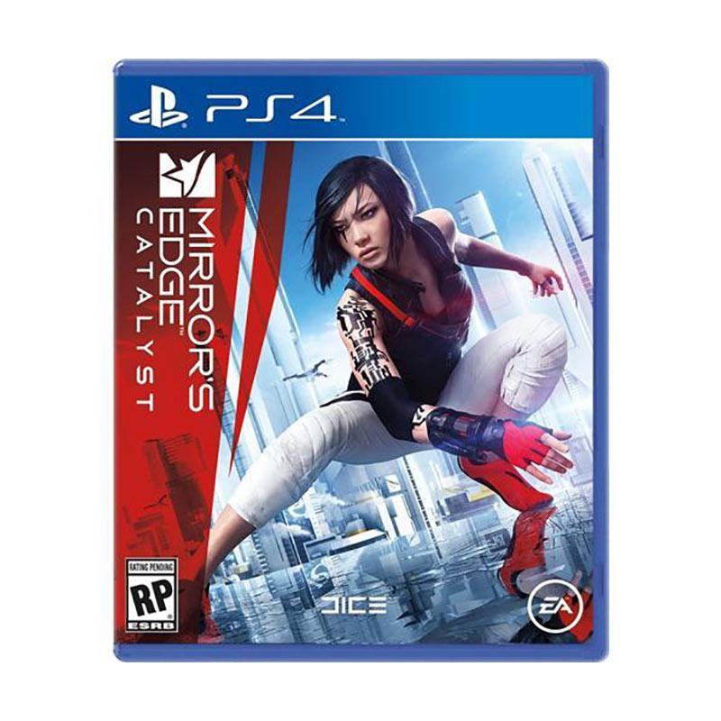 PS4 靚影特務:關鍵催化 亞版中文版