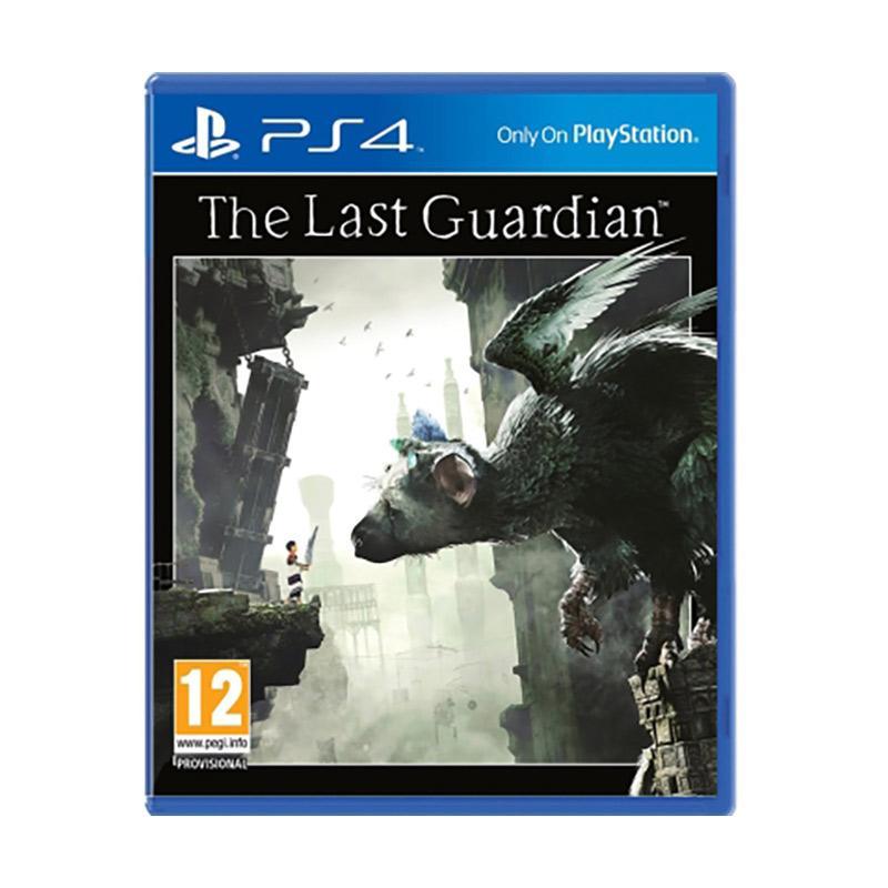 PS4 食人巨鷹TRICO 中英文珍藏版
