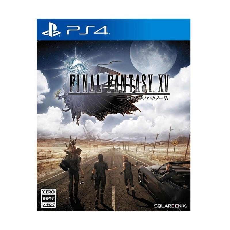 PS4 Final Fantasy XV中文豪華版
