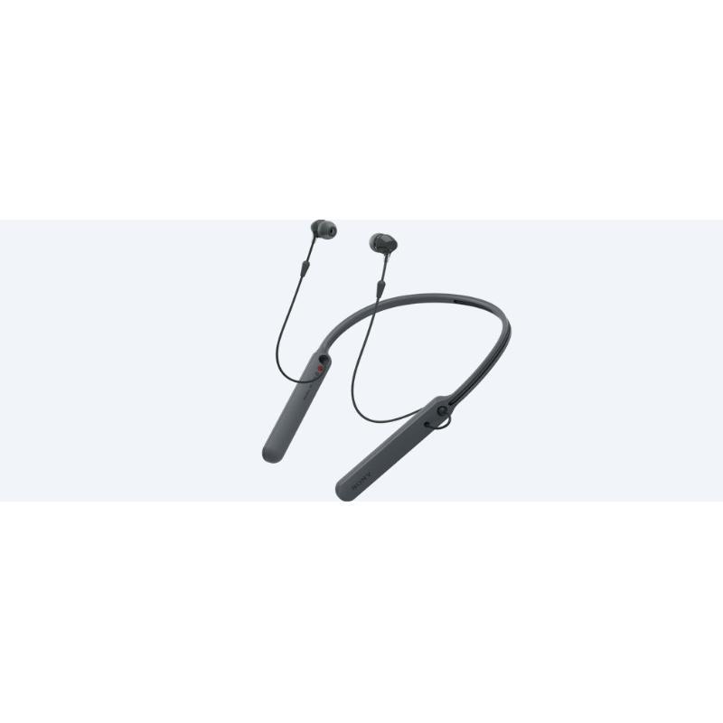 藍芽耳機 SONY WI-C400 黑