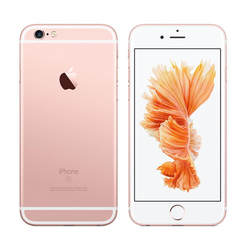 iPhone 6S Plus 玫瑰金 128GB【全新品 下殺$3600】
