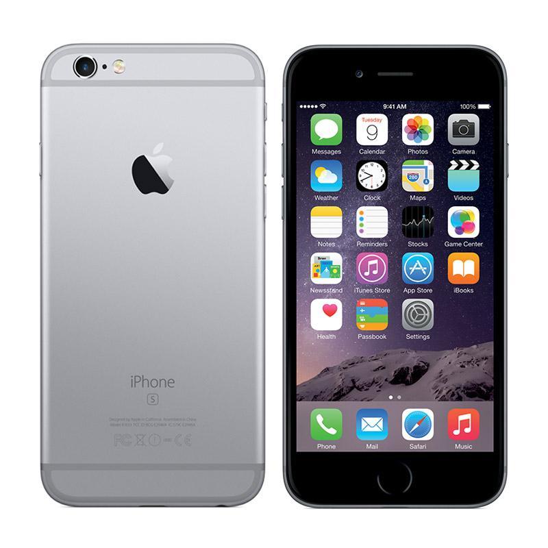 iPhone 6S Plus 太空灰 128GB【全新品 下殺$3600】