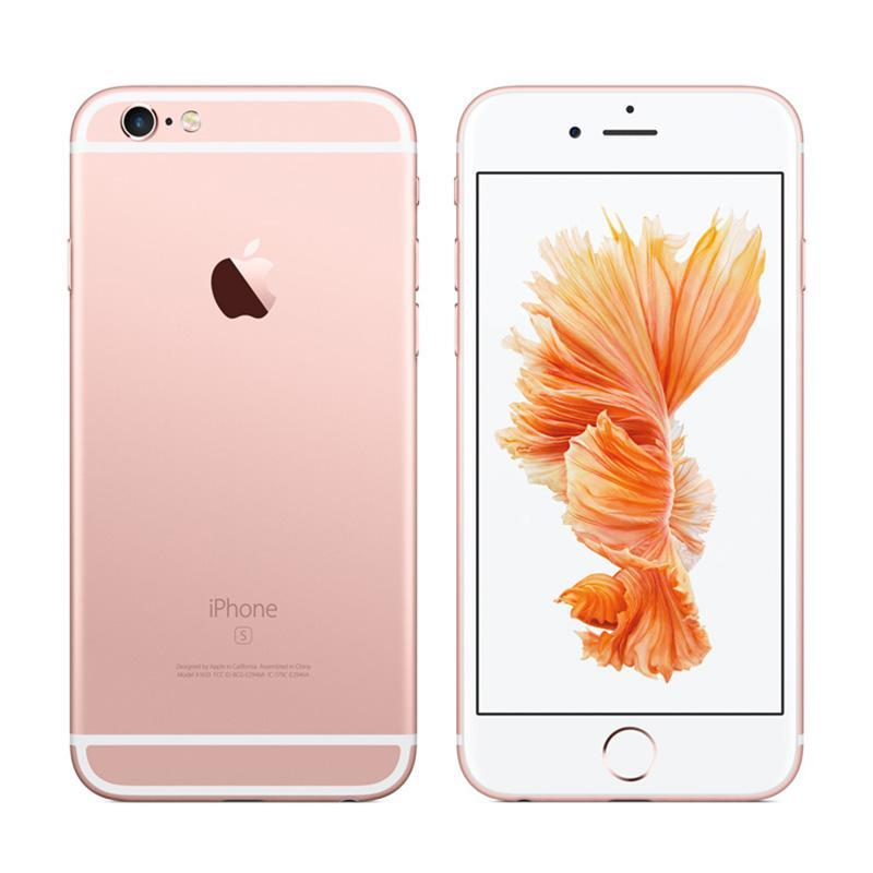 iPhone 6S Plus 玫瑰金 32GB【全新品 下殺$3600】