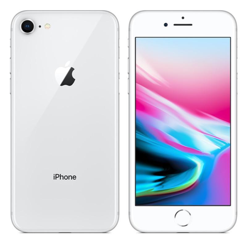 iPhone 8 銀 256GB