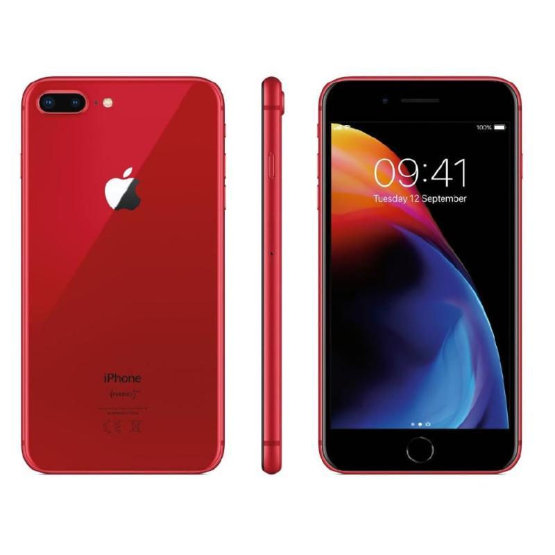 iPhone 8 Plus 256GB 紅